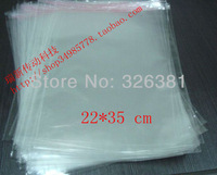 Double sided 5 C Since the glue bag transparent bag packaging clothing bags OPP adhesive bags manufacturer 100x  22x35cm