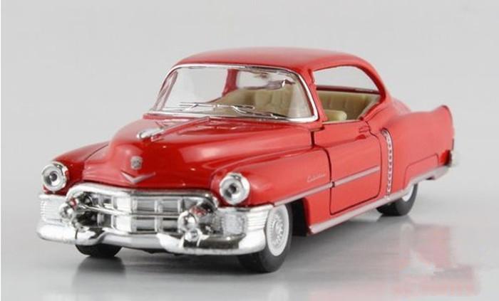 free shipping kinsmart 143 1953 cadillac old car alloy model toys