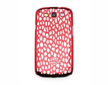 free shipping 10pcs/lot hot new laser engraving style hard phone cover for samsung galxy s3 i9300 case