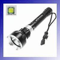 100-Meters LED Diving Cree XM-L T6 1000-Lumen 5-Mode LED Diving Flashlight Torch + FREE SHIPPING