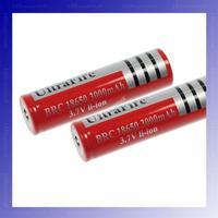 Ultrafire BRC 18650 3000mAh 3.7V Li-ion Rechargeable Battery + FREE SHIPPING