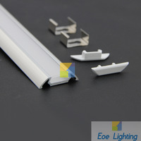 DHL/FEDEX/EMS Free shipping- Aluminium extrusion profile for LED strip lights