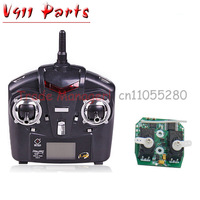 Free shipping the control and receiver board Controller for V911 RC Helicopter , v911 Accessories PCB box receiver card