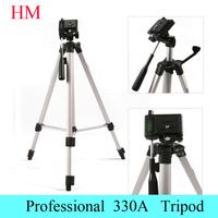2014  1PC   new brand WT-330A  professional flexible  lightweight camera tripod  For Digital SLR Camera / Camcorder