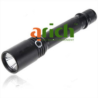 140-Lumen 3-Mode White Light LED Flashlight for Outdoor