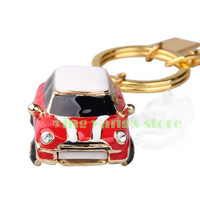 Hot Sale Red Sport Car Model 2GB 4GB 8GB 16GB 32GB USB 2.0 Memory Stick Flash Drive U-disc