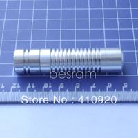 Focusable Housing Case Heatsink Glass Lens 16mmx65mm for Laser Diode LD 5.6mm to-18
