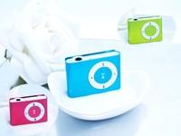AAA-DD: MOQ:1PC Mini Clip Sport Music MP3 Player &&&& SSS NNN4444 LLKAA