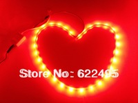 12V 100CM  IP68 RGB  LED Strip light  with controller and Power supply  fully waterproof coated with silicon in silicon tube