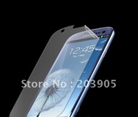 20000pcs/lot**lcd ultra clear screen protector guarder For Samsung galaxy s3 i9300 free shipping