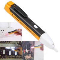 Free shipping AC Electric Voltage Detector Sensor Tester Pen 90~1000V Random Color