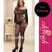 Free Shipping New Arrival Plus Size Bodystocking Women's Socks Spandex Nylon Tights New Product               H3031P
