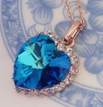 popular blue roses heart
