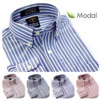 World Famous Brand U-Shark Top Grade Casual Shirt Men/6 Colors Striped Brand Shirt Men/Free Shipping Luxury Men Casual Shirt
