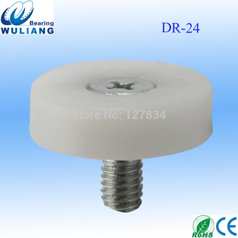 High quality drawer roller with bearing(PU&POM&NYLON)(China (Mainland))