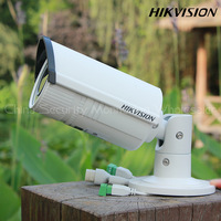Hikvision Bullet Camera DS-2CD2632F-IS, Network IP camera, 3MP Vari-focal IR Cameraa w/ 3D DNR & DWDR & BLC, with Audio, IP66