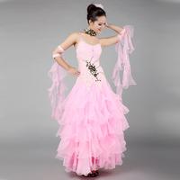 Mermaid new arrival modern dance one-piece dress luxury quality dance clothes flower diamond big set costume plus size XXXL