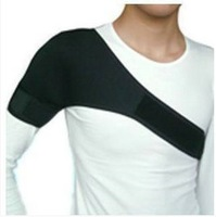 Free Shipping Tourmaline Magnetic Infrared Single Shoulder Support Pad