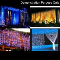 Waterproof romantic 2*3 M festival wedding party christmas outdoor indoor LED net string lights lighting lamps light