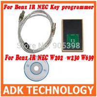 Auto Key Programmer For Benz IR NEC Key programmer For Benz IR NEC W202 -w230 W639 for Benz IR NEC Key IR NEC free shipping