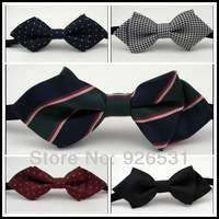 Children bow tie/Sharp corners/han edition boy style/ polyester fabrics, a variety of optional/children's neck accessories