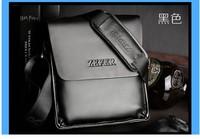 new 2013 ZEFER male bag shoulder bag han edition men's briefcase real cowhide bag, leisure Men's messenger bags, free postage