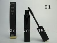3 PCS/lot   high quality brand makeup Lengthening Volumizing mascara sublime  black mascara free shipping