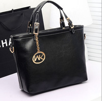WK branded Women Totes bag  new  fashion Designer Soft PU bags women  handbag shoulder bags