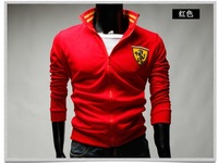 Foreign men's cardigan sweater boutique sweater Free Shipping