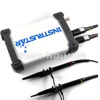 NEW 5 IN 1 Multifunctional PC USB Digital virtual oscilloscope+spectrum analyzer+data recorder+DDS+Sweep 20M 48MS/s