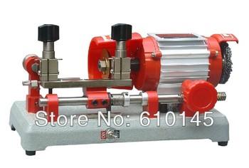 Modern horizontal pole coping key machine. manual copy key machine