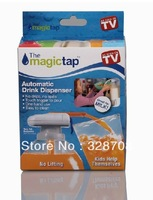 Free Shipping 120pcs/lot The Magic Tap Drink Dispenser As Seen On TV Automatic Drink Dispenser
