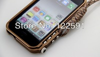 4thdesign bumper case for iphone 4 aluminum metal trigger bumper case for iphone 4