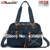 2014 New Arrival : Kaukko women's Canvas cotton handbag single tote shoulder bag