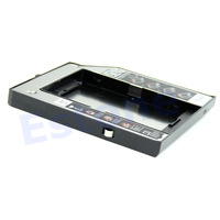 Internal SATA to SATA 2nd HDD Hard Disk Drive Caddy Bay For IBM R400 Brand New