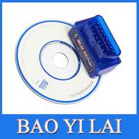 Best price Smallest ELM327 Bluetooth OBD2 OBDII Auto Diagnostic Scanner Adapter Tool tools elm 327