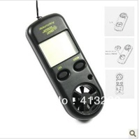 10PC Mini Pocket Electronic Wind Speed Test Anemometer Meter digital anemometer + Free Shipping