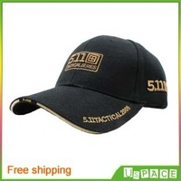 5.11 outdoor travel sunbonnet sports cap  5.11 tactical baseball cap men's casual cap free shipping