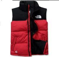 free shipping 2013 arrive fashion Hot! Men white duck down vest men's fashion down vest vest men