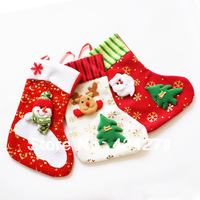 Free shipping 2013 happy Christmas Lovely Socks