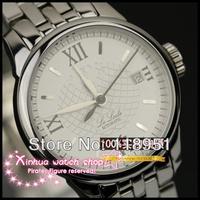 2014 Original Hot new fashion classic luxury Rome scale automatic mechanical watches sapphire Calendar Swiss couple