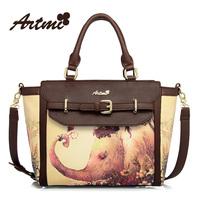 New Arrive Winter Design Presale ship on November Artmi2013 vintage print fashion sweet bag handbag messenger bag  Free Shipping
