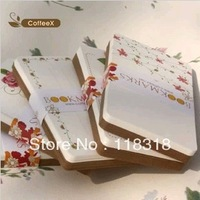 $15 minus $3,(1 Lot=24 Pcs) 5 Styles Craft Gift DIY Scrapbooking Paper Kraft Card Christmas Postcards Free Shipping