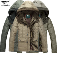 FREESHIPPING Septwolves men's coat  down coat  male casual clothes duck down high quality  winter clothing size L-XXXL