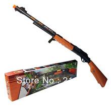 plastic gun promotion