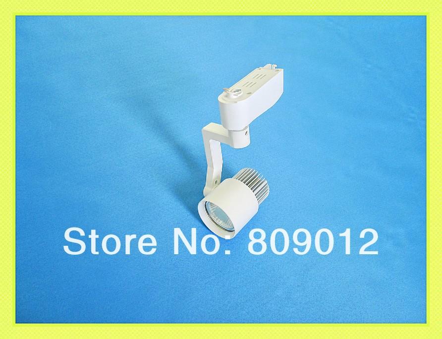 Led lumière de la lampe led light suivi ferroviaire. pisteproduction lumière intérieure 9w spot cob ac85-265v 750lm nouveau style livraison gratuite