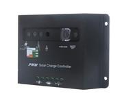 30A 12/24V Solar Panel Battery Charge Controller Regulator Temperature Compensation Light&Timer Control