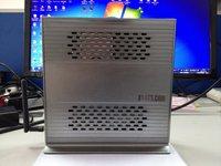 Full HD mini desktop computer smart 1080 movie player Dual-core 1.8 GHz 32G SSD 2G DDR3 RAM 150MB / S WIFI