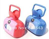 Free Shipping Convenient Pet Dog Daily Product.Top-grade Quality Blue/Red Pooper Scoopers.