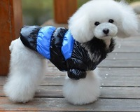 2013 New Pet Clothes Autumn And Winter Pet Dog Wadded Jacket